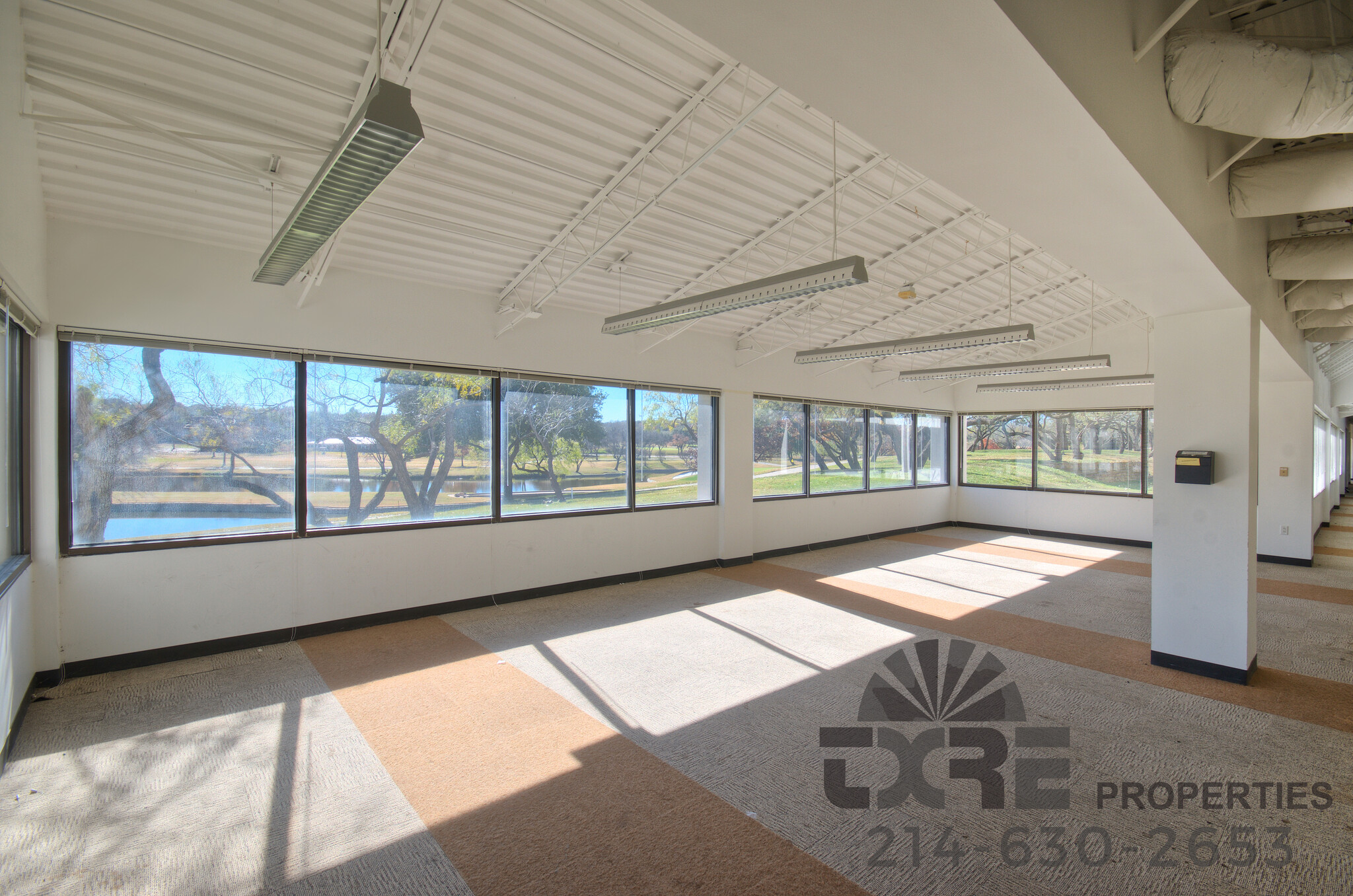 300 Decker Dr. overlooking walking trail and ponds